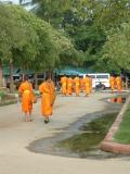 More monks