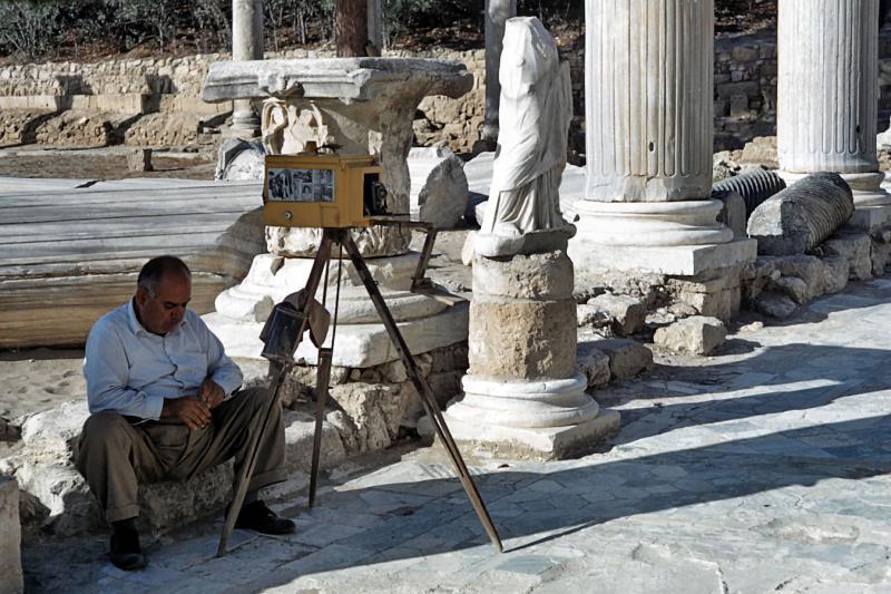 1961 Cyprus - Salamis photographer