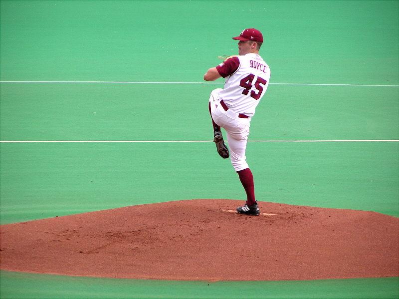 Arkansas Starting Pitcher