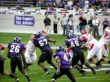 TCU Defense Stops Run
