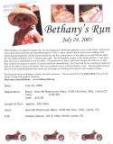 Bethany's Run