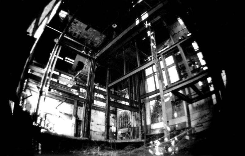 old power house