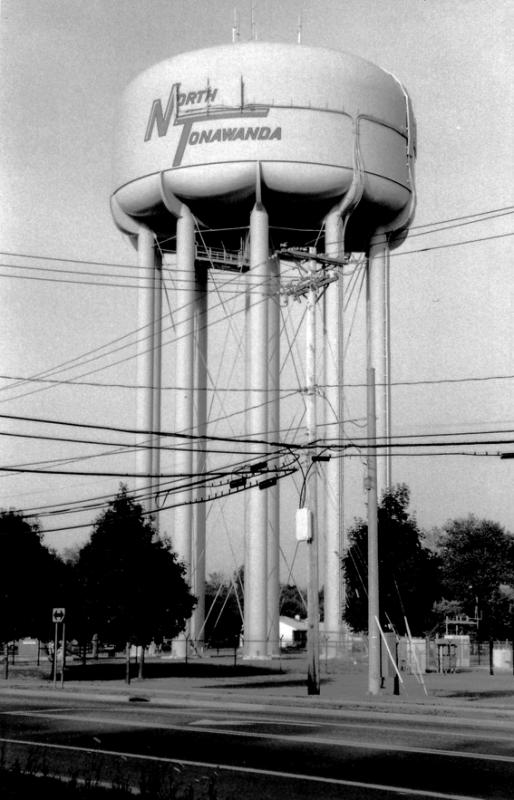 that water tower again