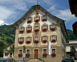 Council house - a typical swiss building