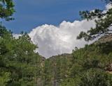 Bandelier Clouds