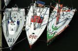 Boats in Port Rhu, Douarnenez