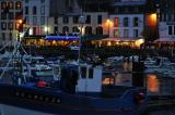 Douarnenez - Harbour at Night