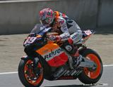 Nicky Hayden (USA) -  Race Winner (his first in MotoGP)