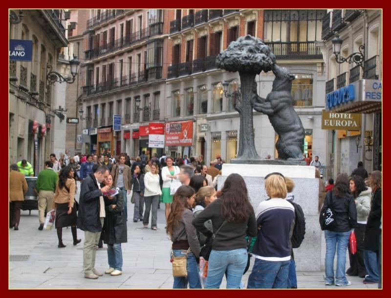 By Puerta del Sol