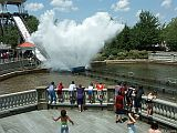 PIttsburg Plunge at Kennywood Park