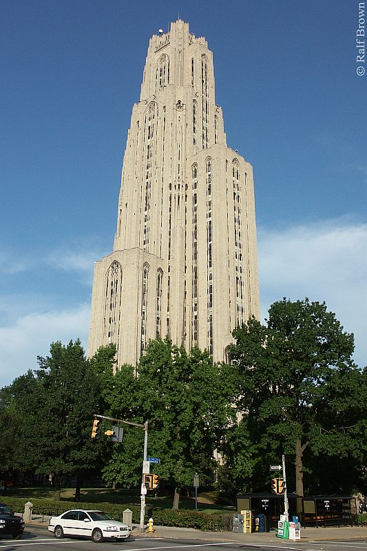 Cathedral of Learning (U. of PIttsburgh)