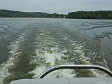 Boating on Atwood Lake