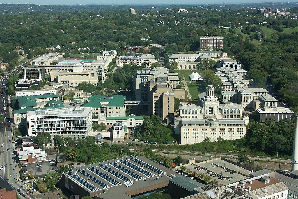 The Carnegie-Mellon Campus