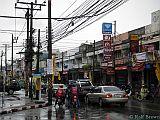 Busy Street in Phuket