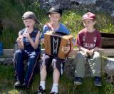 Aran Island Musicians 1259