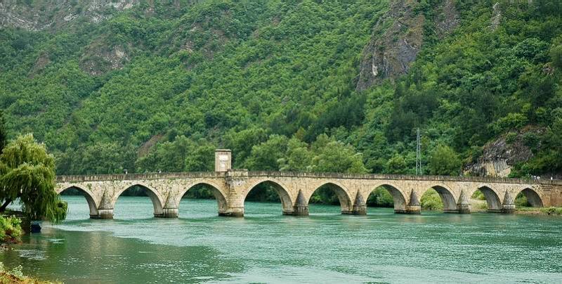 The Bridge on the Drina