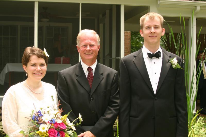Emily, Mark, and Chuck