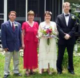 Mike, Jo, Emily, Chuck