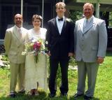Jeff, Emily, Chuck, Dave