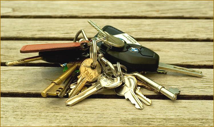 A Jangle of Keys?