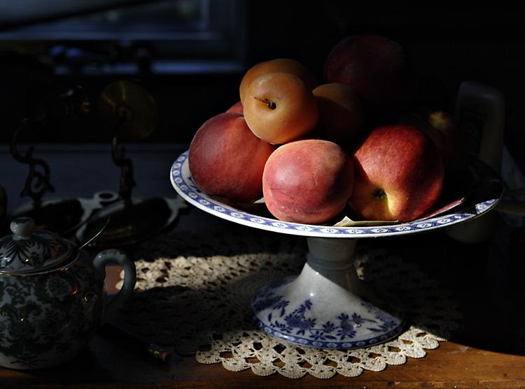 Illuminated Fruit
