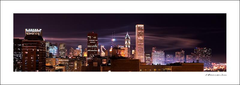 City of Lights* by Grant Hamilton