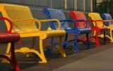 A Welcome of Benches
