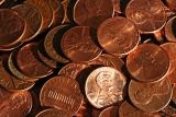A Puddle of Pennies
