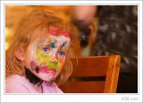 A Palate of Face Paints *