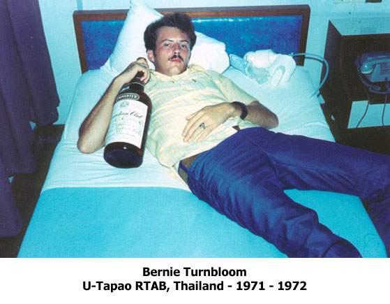 Bernie Turnbloom   1971-1972