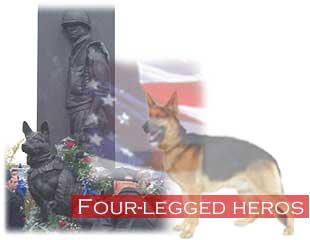 Four Legged Heros