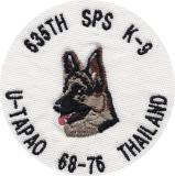 635th Dog Patch