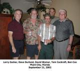 Plant City Reunion - 09/21/2002