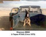 Shannon M868 C1975
