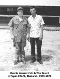 Dennis Kruszczynski & Thai Guard