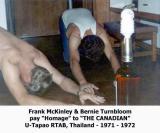 Bernie Turnbloom & Frank McKinley  1971-1972