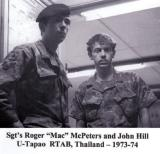 Roger McPeters & John Hill  7374