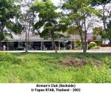 Airmans Club Backside 2002