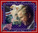 President in Prayer