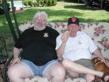 Dave Broeker & Bill Cummings