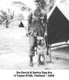 Jim Dorris & Ara-9M72 1968