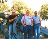 3 Amigos 2000  Korat Class of 69-70 David Adams, David Pries