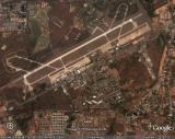 Korat RTAFB Satellite View