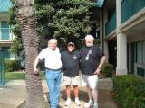 Dave Adams, Terry Strickland, & Dave Broeker