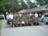 Moody AFB Kennel Group Photo-1