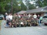 Moody AFB Kennel Group Photo-2