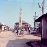Ho Chi Mihn clock tower