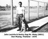 John Lacivita & Mr Misty