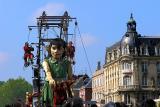 Royal de Luxe (2005)  -  Amiens.