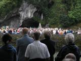 Lourdes and pilgrims 3